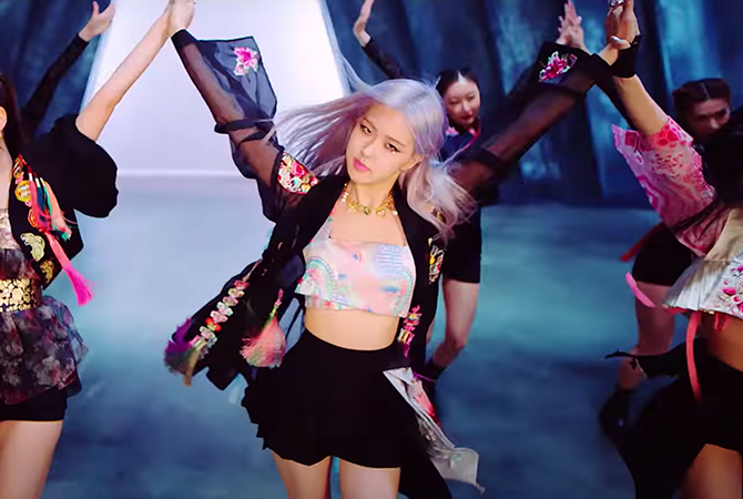 Style Id Everything Blackpink Wore In The How You Like That Music Video Buro 24 7 Malaysia