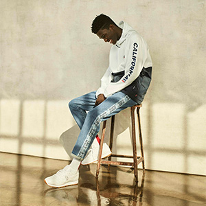 In stores now: Levi's x Justin Timberlake's 'Fresh Leaves