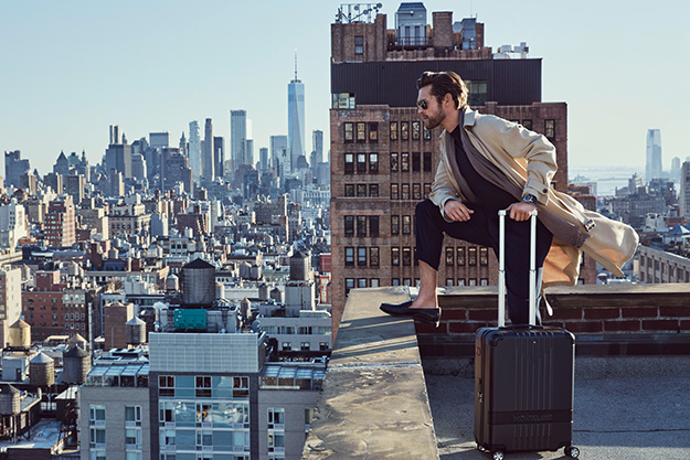 Image result for montblanc mens luggage